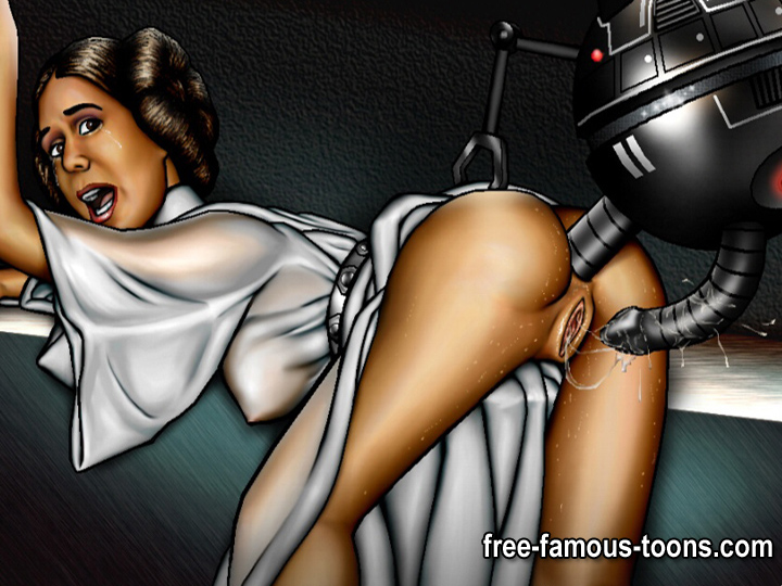 Sex star wars girls naked