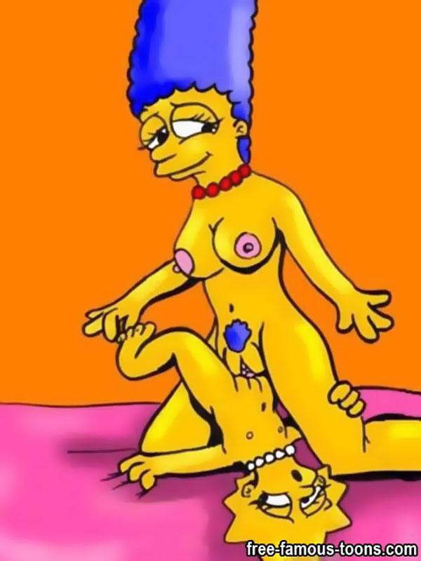 simpsons orgies