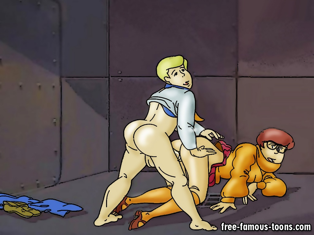 scooby do sex