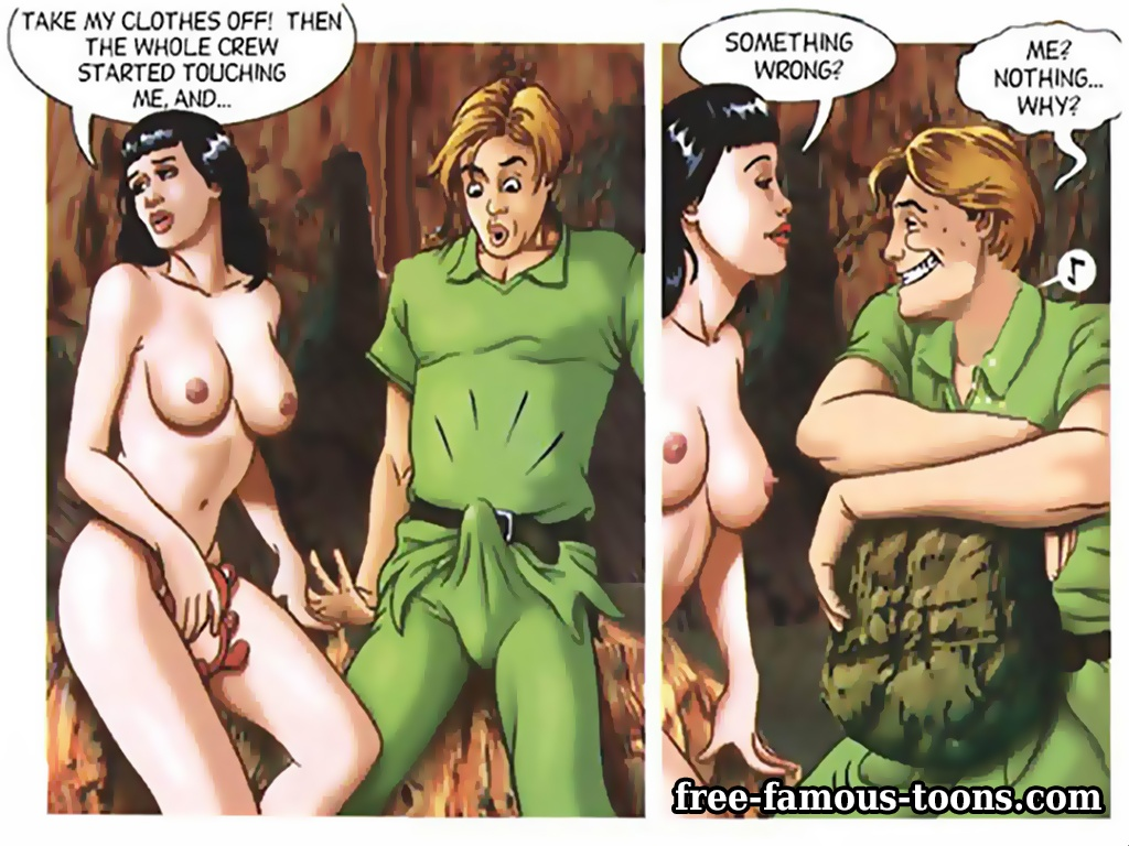 orgy in peter pan