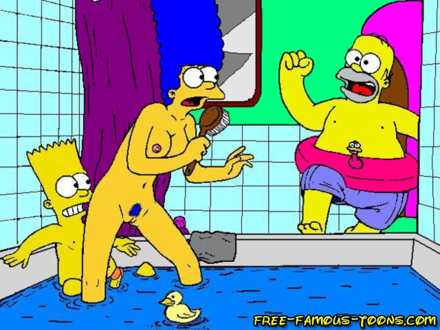 Bart Simpson fucking Marge - Free-Famous-Toons.com: free-famous-toons.com/free2/966-bart-simpson-fucking-marge/boneme.htm
