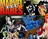 Marvel XXX Babes