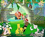 VIP Famous Toons