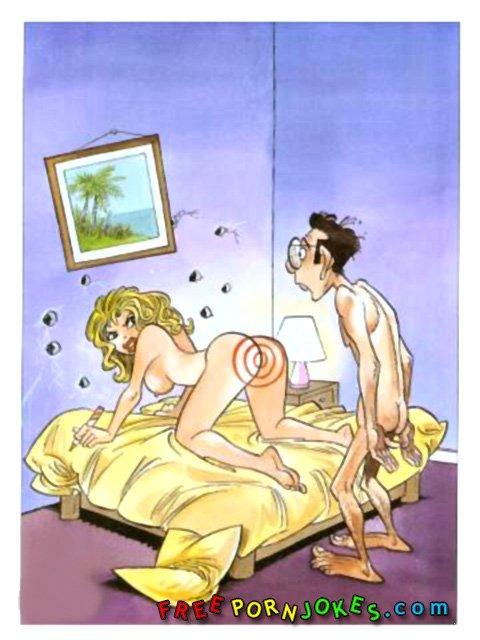 Porn adult jokes