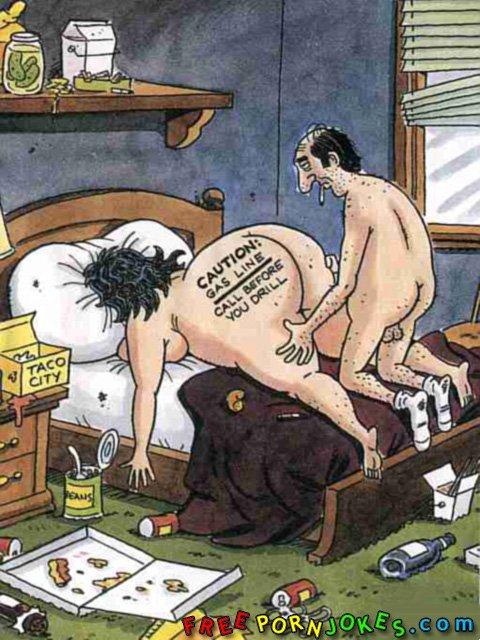 Funny toon sex