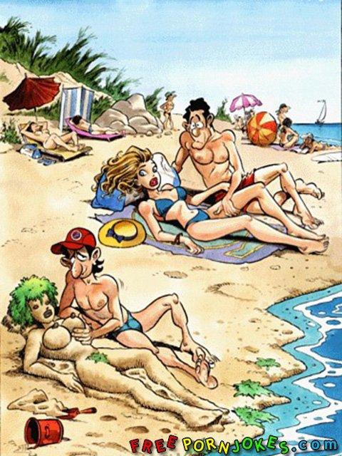 Funny erotic caricatures !!