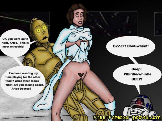 star wars heroes wild sex   vipfamoustoons