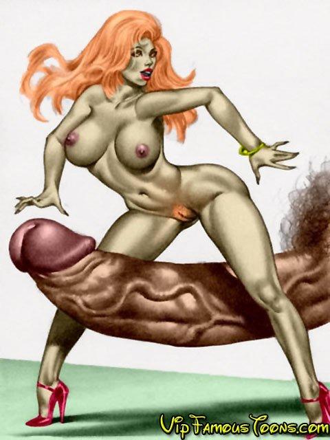 kong and porn King girl cartoon