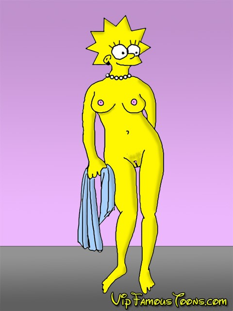 Suggest you lisa simpson orgy