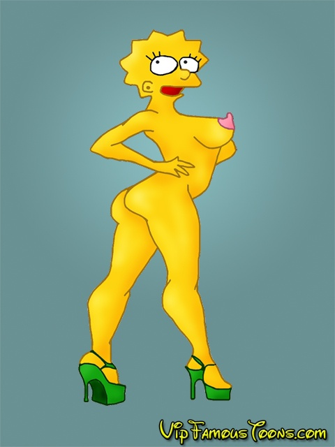 Homer And Lisa Simpson Nude :: Anonimous :: One click!