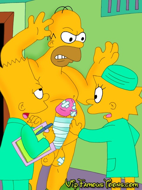 Think, Actress lisa simpson hard with