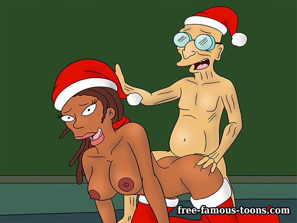 Free Famous Toons Com famous hentai christmas orgy